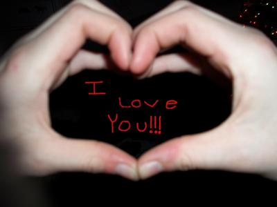 I Love You!